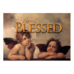 Blessed Large Business Cards (Pack Of 100)