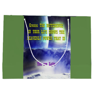 BLESSED LARGE GIFT BAG