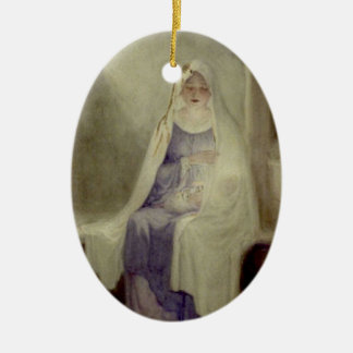 Blessed Mary Ornament