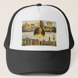 Blessed Pope John Paul II Trucker Hat