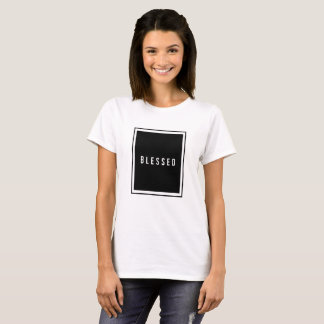 Blessed Quote T-shirt