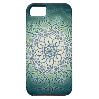 Blessed Rain-Glow iPhone 5 Cover