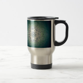 Blessed Rain-Glow Travel Mug