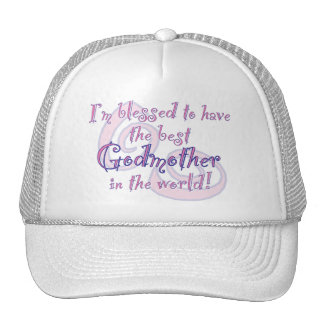 Blessed to have - Godmother Cap