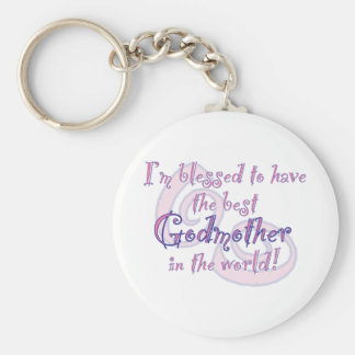 Blessed to have - Godmother Key Ring