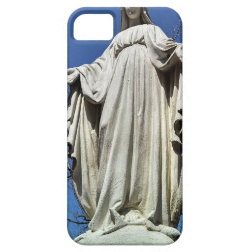 Blessed Virgin Mary iPhone 5 Cover
