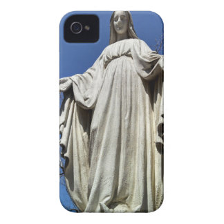 Blessed Virgin Mary Case-Mate iPhone 4 Cases