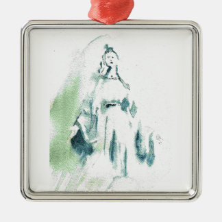 Blessed Virgin Mary Christmas Ornament