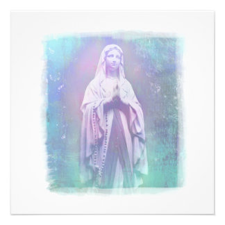 Blessed Virgin Mary Invitation