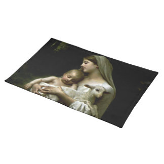 Blessed Virgin Mary - Mother of God Placemat