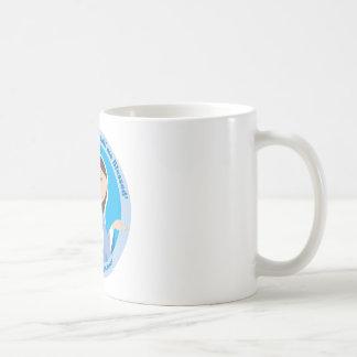 Blessed Virgin Mary Basic White Mug