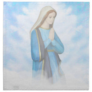 Blessed Virgin Mary Napkins
