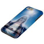 Blessed Virgin Mary Over Water Tough iPhone 6 Plus Case