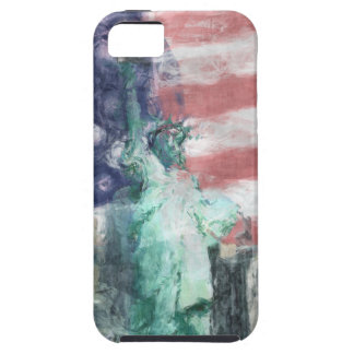 Blessed With Liberty iPhone 5 Cover