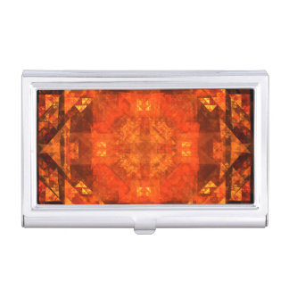 Blessing Abstract Art Business Card Holder