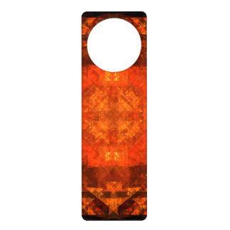 Blessing Abstract Art Door Hangers