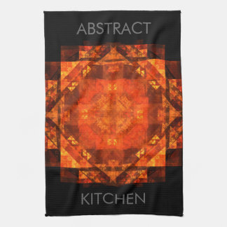 Blessing Abstract Art Kitchen Towel