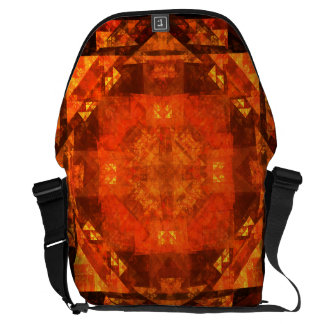 Blessing Abstract Art Large Bag Messenger Bags