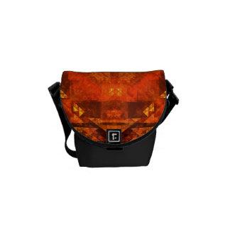 Blessing Abstract Art Mini Bag Messenger Bag