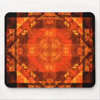 Blessing Abstract Art Mousepad