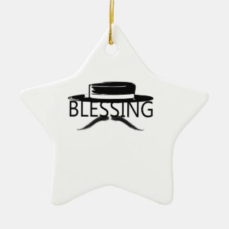 Blessing in Disguise copy.jpg Christmas Ornament