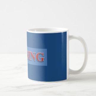 Blessing Basic White Mug
