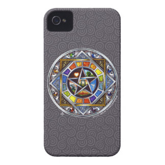Blessing of Elements Blackberry Bold Case