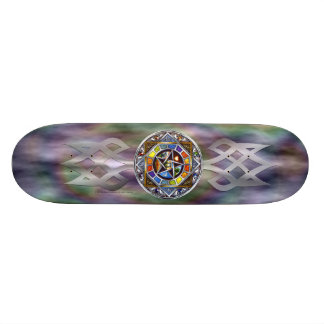 Blessing of Elements Skateboard
