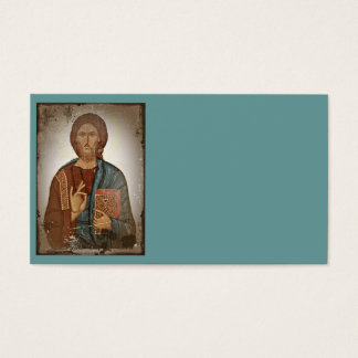 Blessing of Jesus Business Card