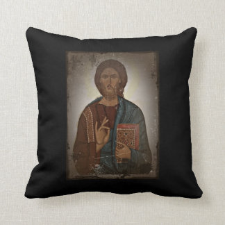 Blessing of Jesus Cushion