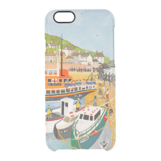 Blessing of the Lifeboat at Mousehole Clear iPhone 6/6S Case