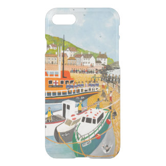 Blessing of the Lifeboat at Mousehole iPhone 7 Case