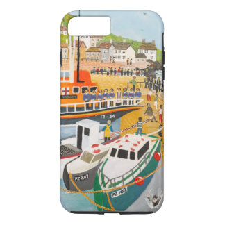 Blessing of the Lifeboat at Mousehole iPhone 8 Plus/7 Plus Case