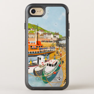 Blessing of the Lifeboat at Mousehole OtterBox Symmetry iPhone 7 Case