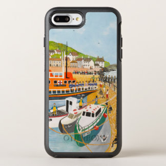 Blessing of the Lifeboat at Mousehole OtterBox Symmetry iPhone 8 Plus/7 Plus Case