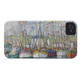 Blessing of the Tuna Fleet at Groix, 1923 Case-Mate iPhone 4 Cases