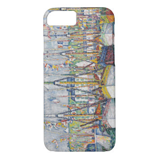 Blessing of the Tuna Fleet at Groix, 1923 iPhone 8/7 Case