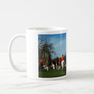 Blessing the Hounds - Mug