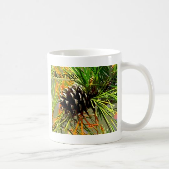 Blessings Coffee Mug