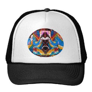 Blessings from Spirit World - Yoga Meditation Mesh Hats