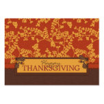 Blessings Gift Tag Business Card Template