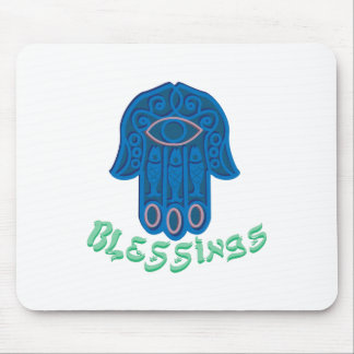 Blessings Mouse Pad