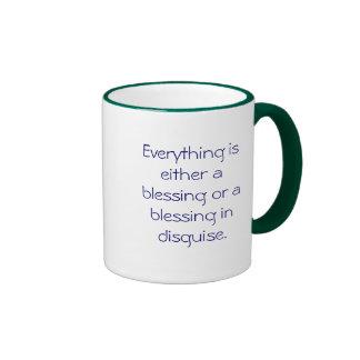blessings ringer mug