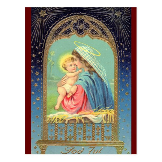 Blessings Postcard