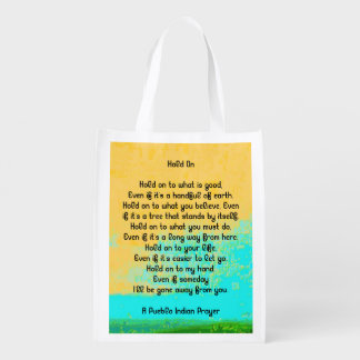 blessings market tote