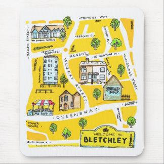 Bletchley (Milton Keynes) mousemat