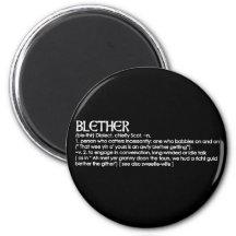 Blether Magnets