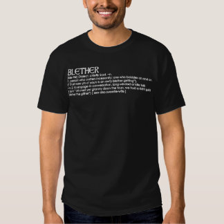 Blether Tshirts