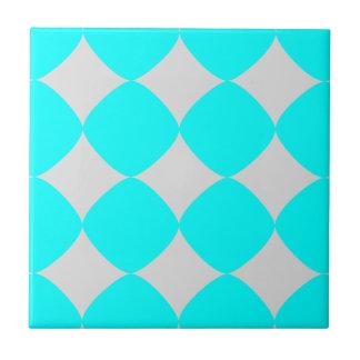 bleu et gris tile
