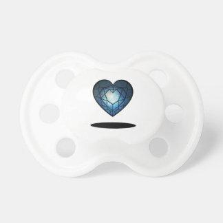 Bleu heart dummy